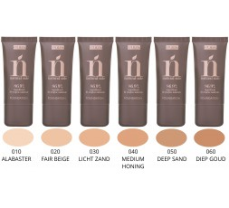 Pupa Natural Side Foundation