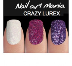 Pupa Crazy Lurex Nailart