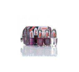 Pupa Luxury Nail Kit Excessive Purple