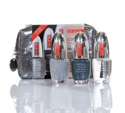 Pupa Luxury Nail Kit Exeptional Grey