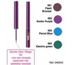 Pupa Color Eyeliners