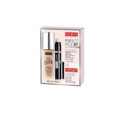 Pupa Perfect Face kit - Active Light Foundation+gratis concealer
