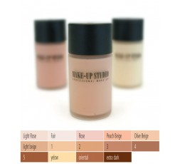 Make-up Studio Fluid Foundation Covering 30 ml.