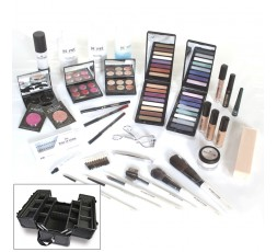 Make-up Studio Basis plus-pakket met gratis Black Basic koffer
