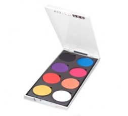 Visign Pro Xtreme Colour Eyeshadow Palet