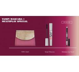 Pupa Vamp Mascara _ kit met multiplay mini