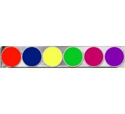 Kryolan Aquacolor UV-Dayglow