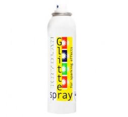 Kryolan Glitterspray 150ml.