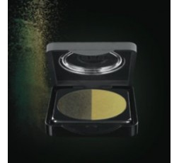 Make-up Studio Eyeshadow Duo // Green Companions