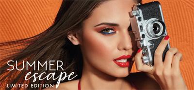 Pupa Summer Escape make-up trend voor de zomer